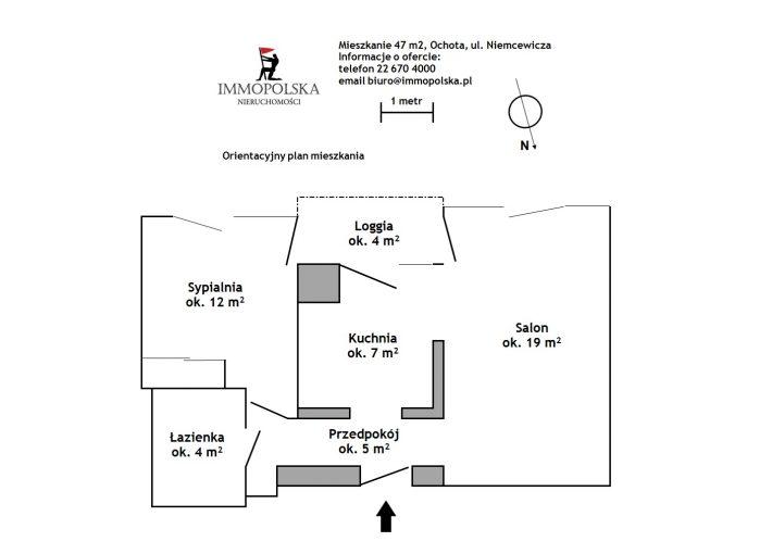 NIEMCEWICZA 02 plan mieszkania