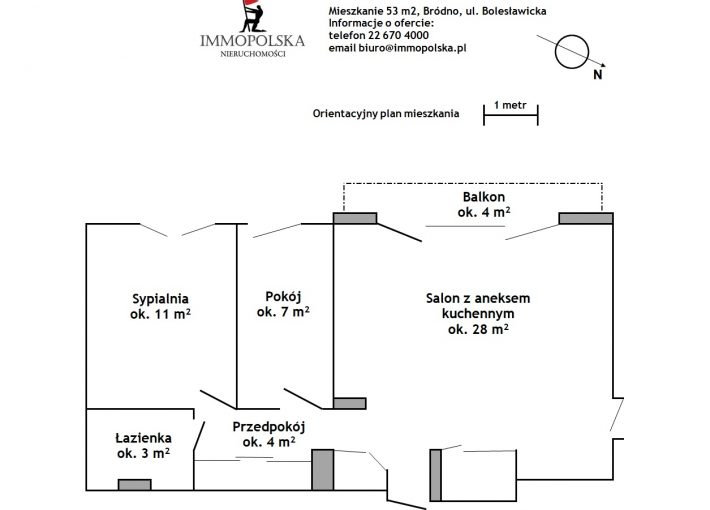BOLESŁAWICKA 02 plan mieszkania