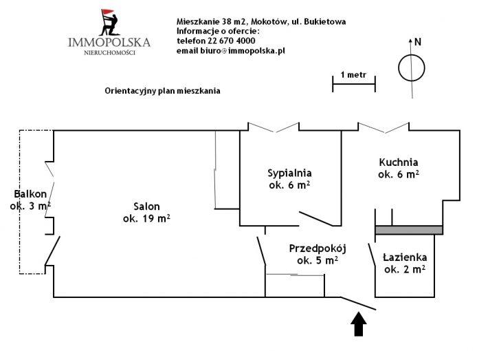 BUKIETOWA 02 plan mieszkania