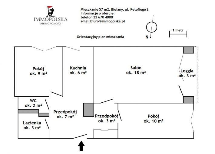 PETOFIEGO 02 plan mieszkania